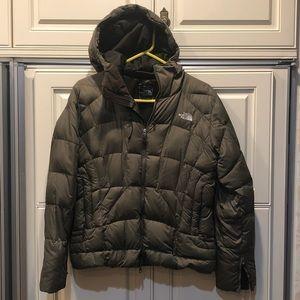 North Face women's short coat